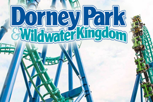 Win Passes to Dorney Park and Wildwater Kingdom