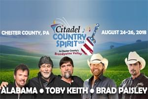 Citadel Country Spirit USA