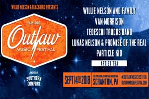 Cat Country 96 Welcomes the Outlaw Country Music Festival to Montage