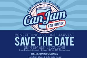 2018 CAN JAM FOR HUNGER
