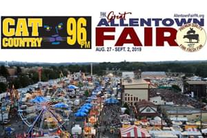 Join CAT Country at The Great Allentown Fair!