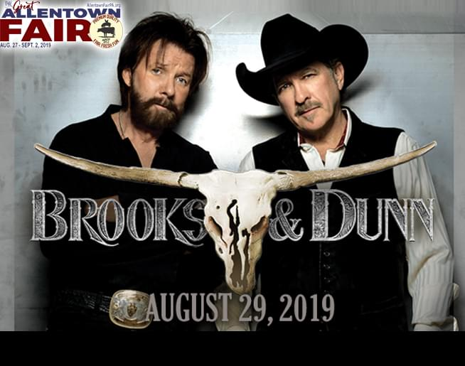 50988ca536e0c Cat Country 96 Presents Brooks   Dunn at the Great Allentown Fair ...