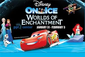 Cat Country 96 Welcomes Disney on Ice: Worlds of Enchantment to the PPL Center