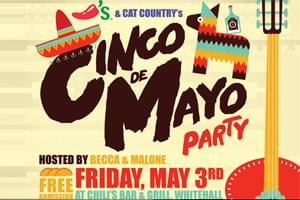 Cat Country 96 2019 Cinco de Mayo Party