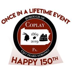 CAT Country 96 at Borough of Coplay 150th Anniversary/Thomas Rhett Ticket Stop June 15th 6pm-7:30pm