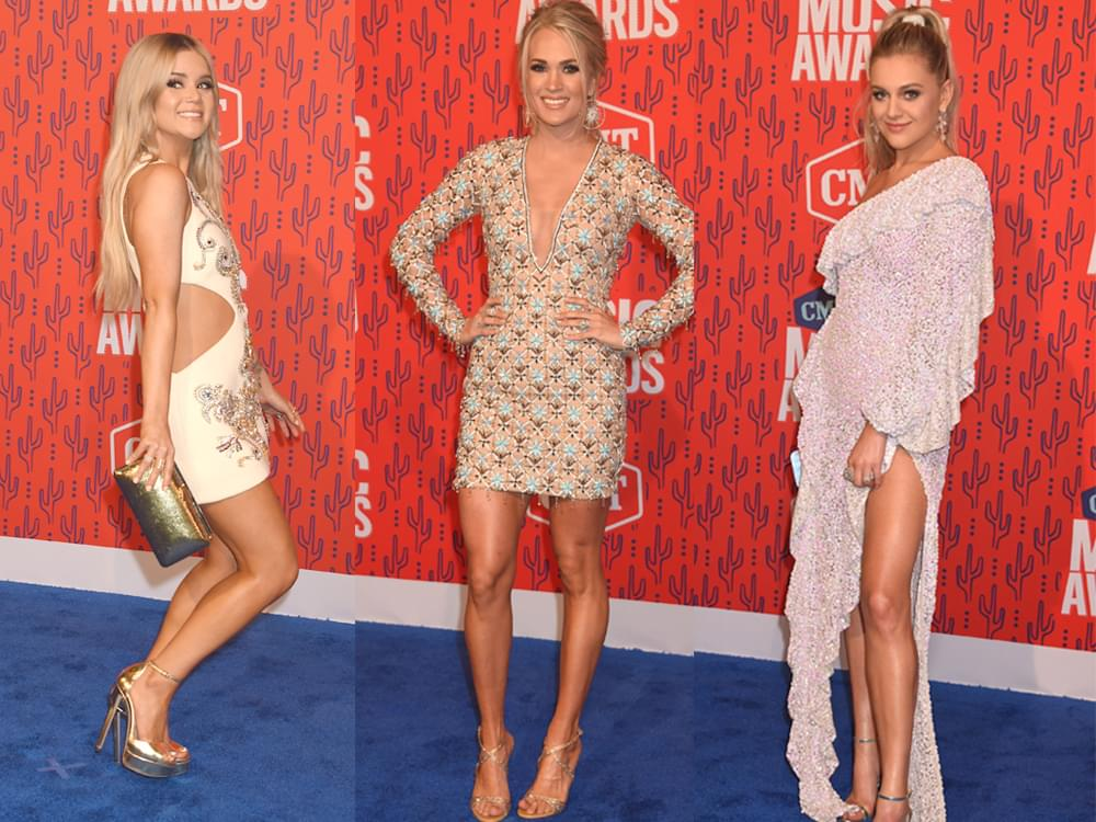 111 of Our Favorite Photos From the CMT Awards Red Carpet, Including Maren Morris, Carrie Underwood, Kelsea Ballerini & More