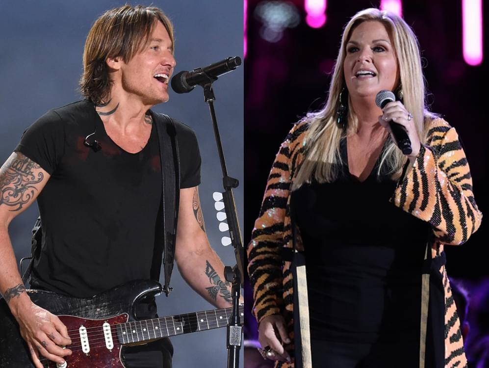 ACM Honors Ceremony to Feature Keith Urban, Trisha Yearwood