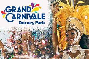 Win a Pair of passes to experience Dorney Parks Grand Carnivale!