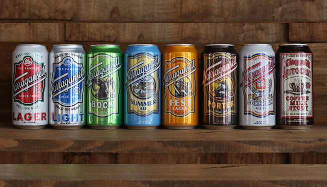 LISTEN: Narragansett Beer to open brewery in Providence