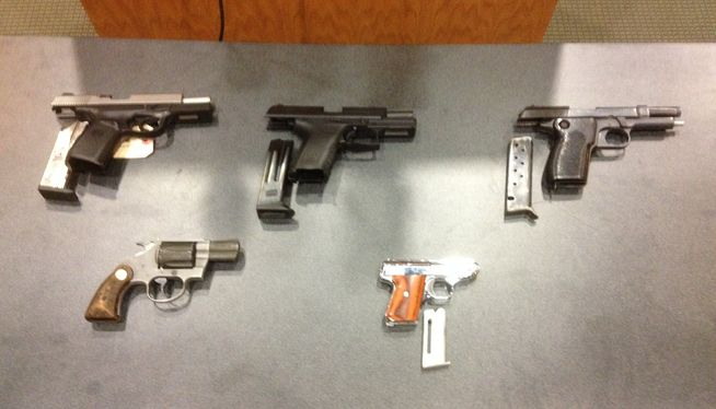 PODCAST: RI lawmakers question findings in gun-crimes report