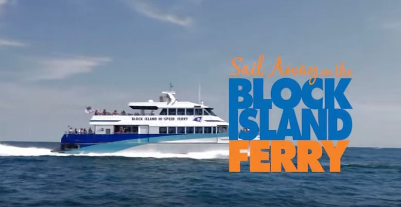 These are the people who sing the 'Block Island Ferry' song