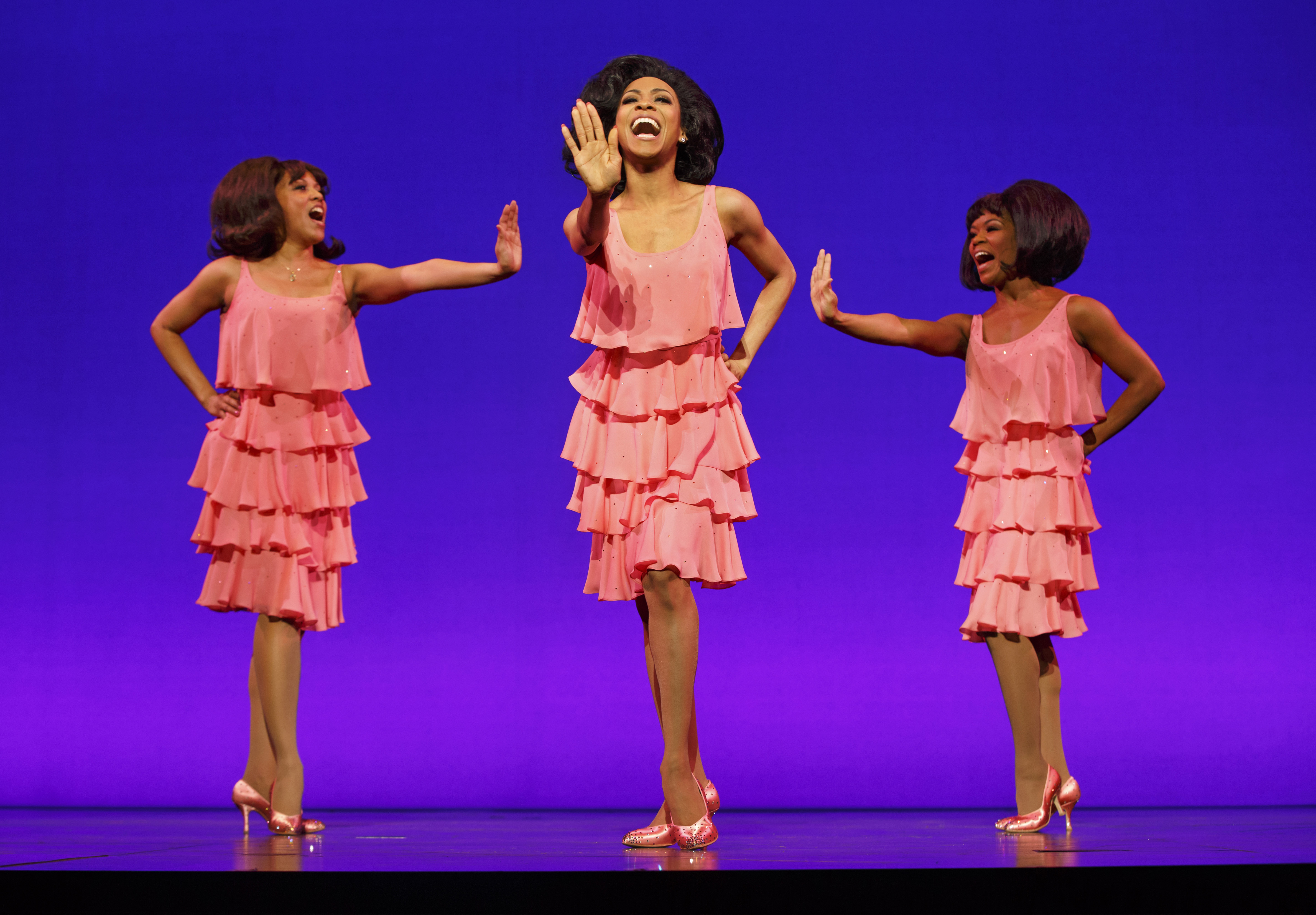"The hits keep coming in ""Motown"" the musical at PPAC"