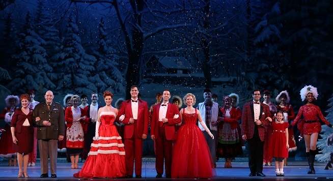 'White Christmas' hits PPAC stage with loads of holiday cheer