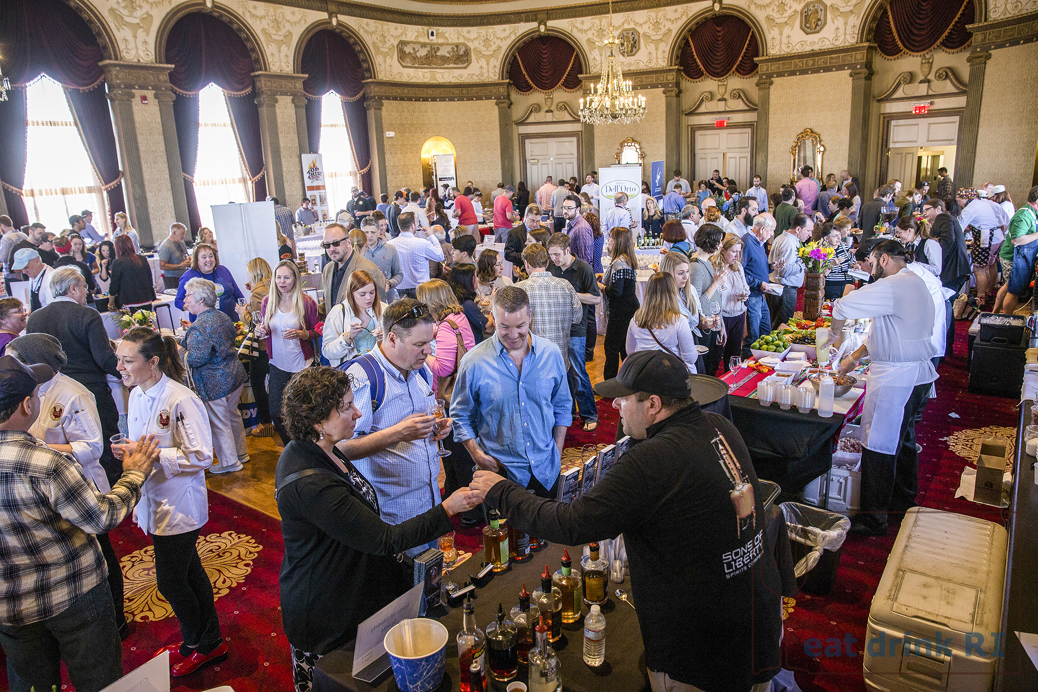 Eat Drink RI Festival returns to Providence April 28 – May 1