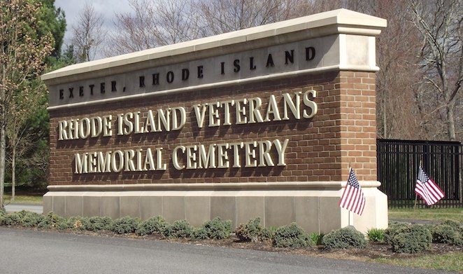 7 people buried in the wrong graves at Rhode Island veterans' cemetery