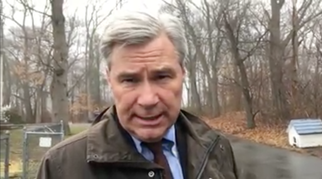 PODCAST: Democrat Sheldon Whitehouse re-elected to United States Senate