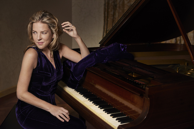 Diana Krall impresses with jazz and pop at PPAC