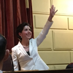 Raimondo expects to spend $6.2 million more in race