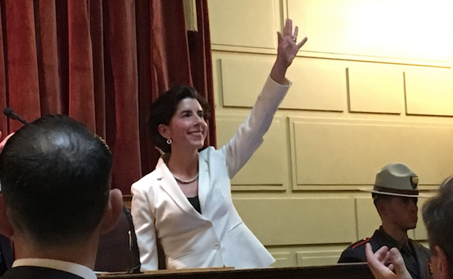 Governor Raimondo to hold office hours at the beach