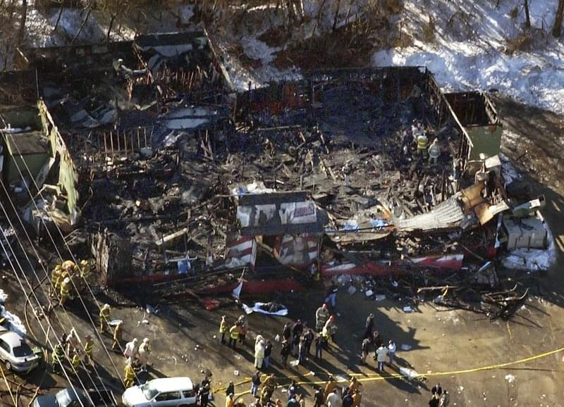Rhode Island marks 16th anniversary of nightclub fire
