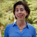 Gina Raimondo maintains fundraising lead in governor's race