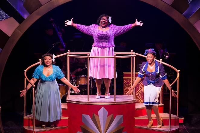 """""""Ain't Misbehavin'"""" Gives Season a Cool Start at Theatre by the Sea"""