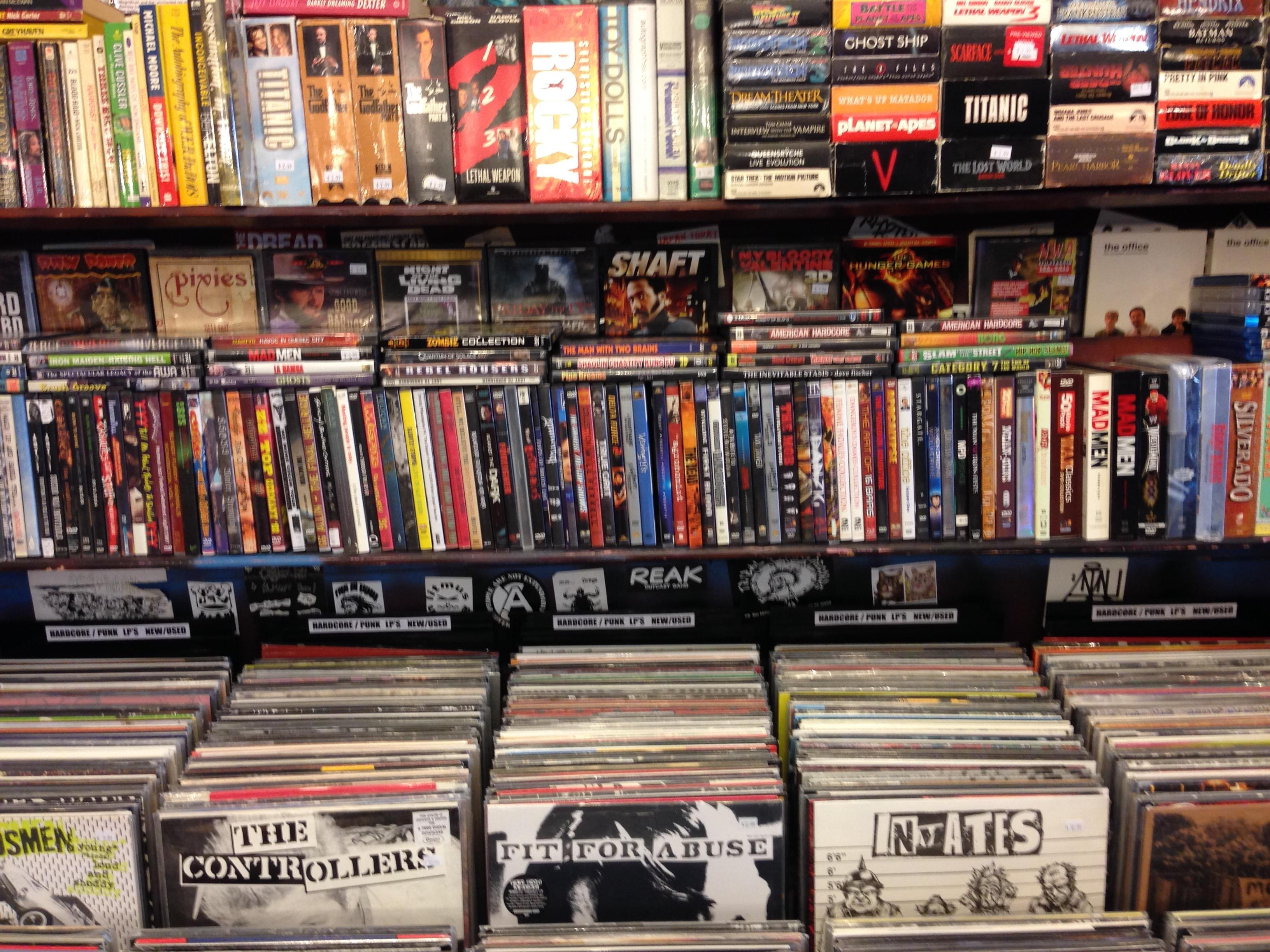 VINYL IS BACK! – The best places to buy records in Rhode Island