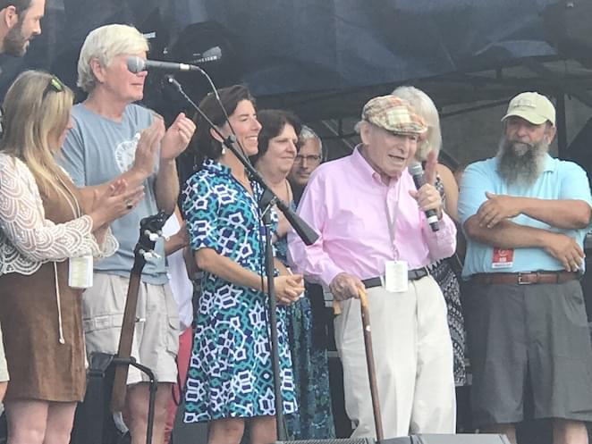 Newport jazz, folk festivals secure deal for 40 more years
