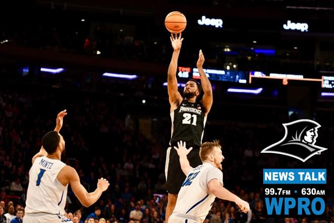 White scores career-high 19 as Providence beats Butler again