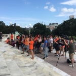 Rhode Island Coalition Against Gun Violence rallies youth