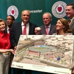 Pawtucket Red Sox announce intended move to Worcester