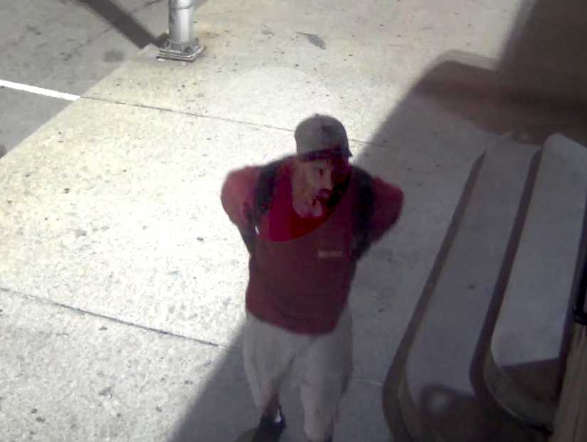 Providence Police search for City Hall breaking and entering suspect