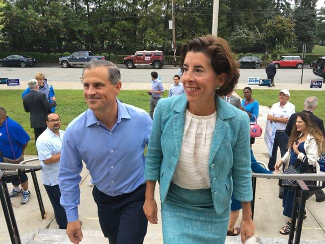 Raimondo leads Fung in latest poll