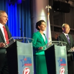 Gubernatorial candidates lay out vision for Rhode Island