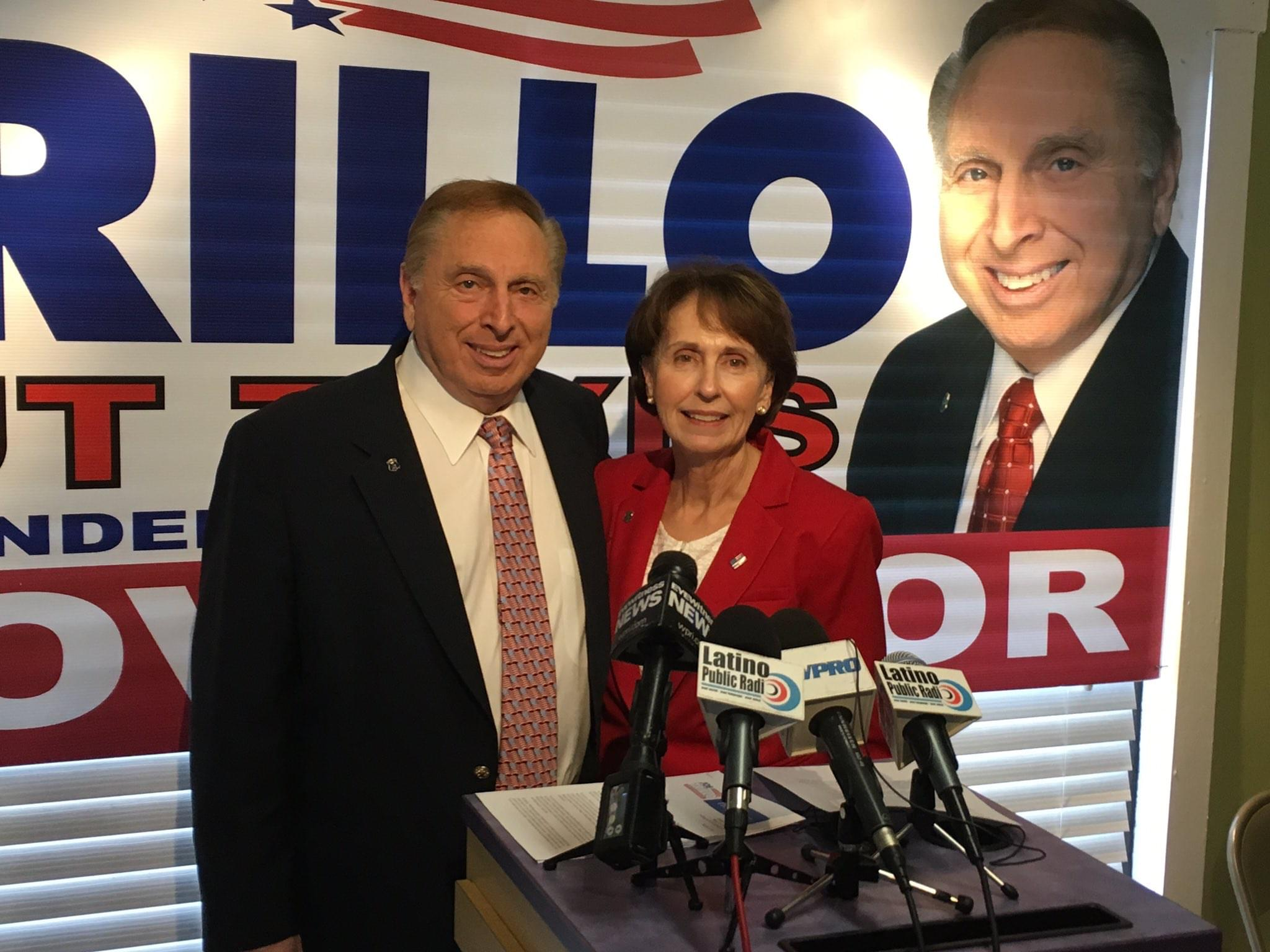 Patricia Morgan endorses Joe Trillo for Governor