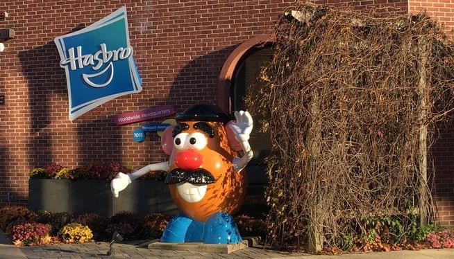 RI leaders strategize to keep toymaker Hasbro from leaving the state