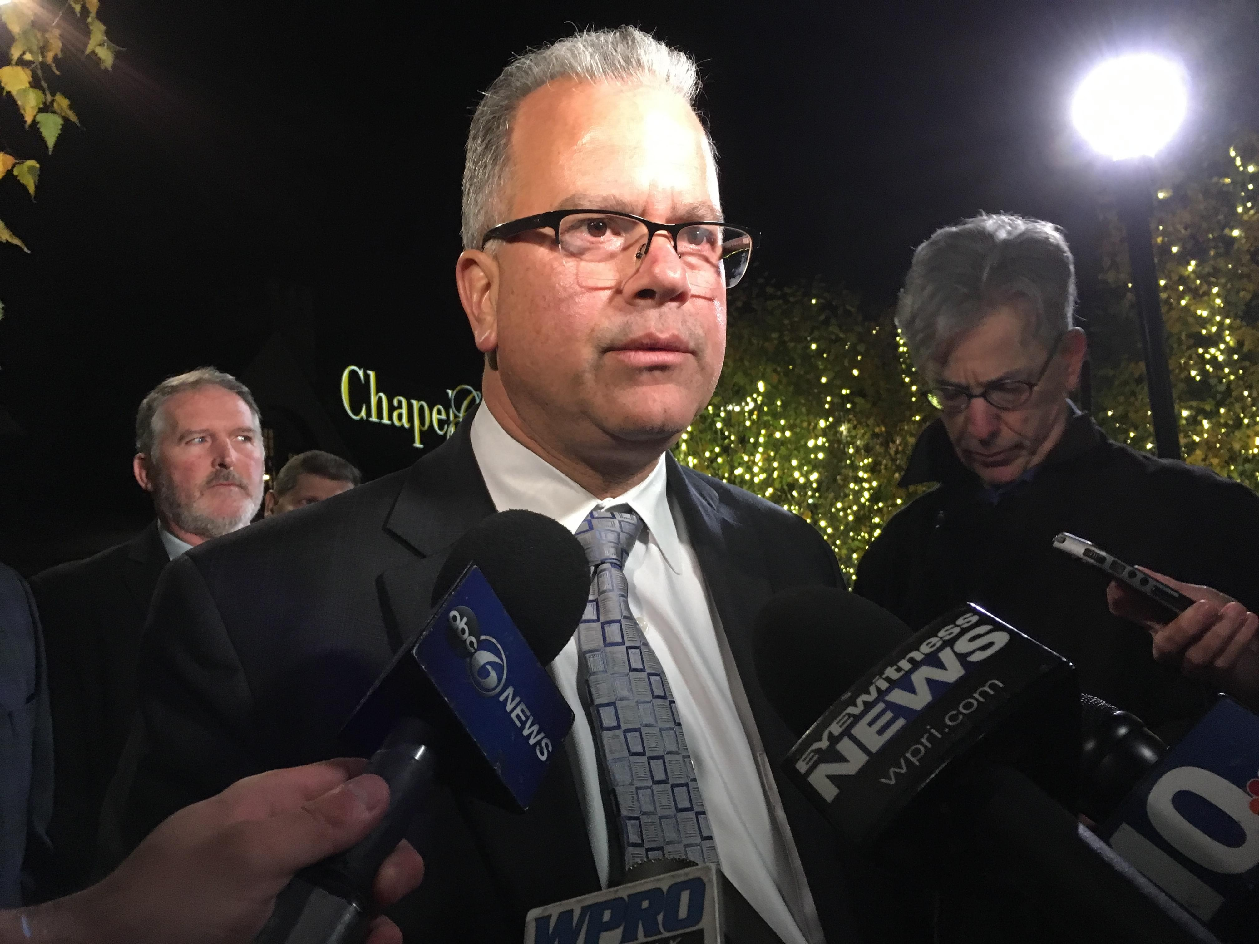 Democrats back Mattiello for Speaker despite opposition