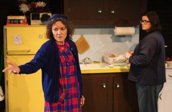 "Counter-Productions Theatre Company's ""Night, Mother"" powerful and intense at AS220"