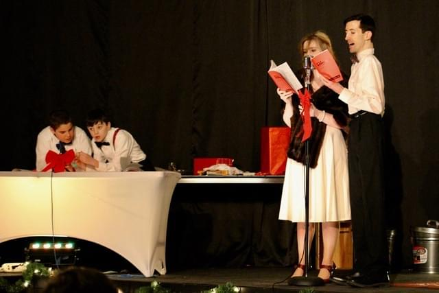 "Bristol Theater Co presents ""It's A Wonderful Life"" as impressive, inventive radio play"