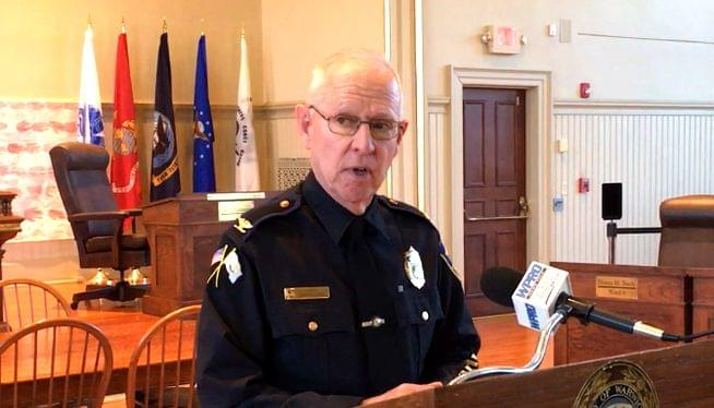 Warwick Police Chief McCartney to retire