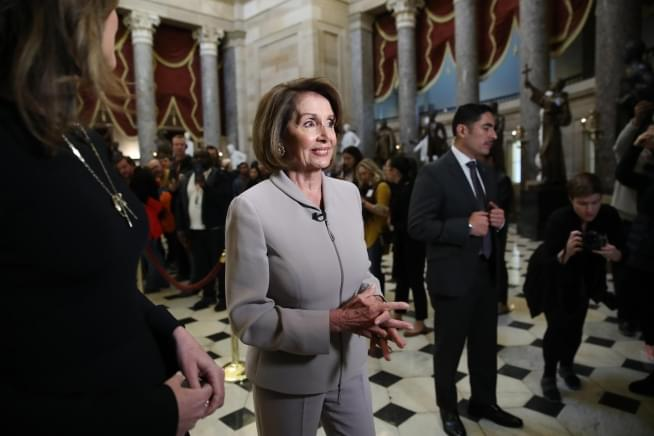 Nancy Pelosi: 'I'm not for impeachment,' slams Trump as 'not worth it'