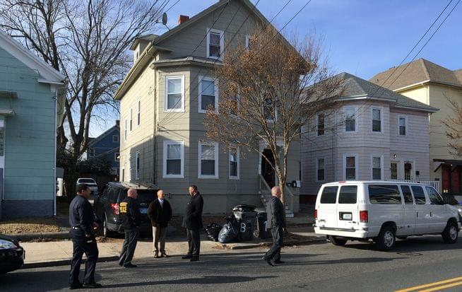 Man surrenders in 2nd homicide of 2019 in Providence