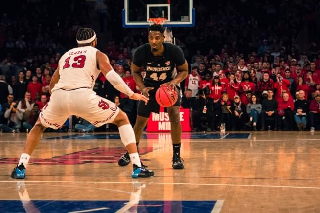 Diallo leads Providence past St. John's 70-56