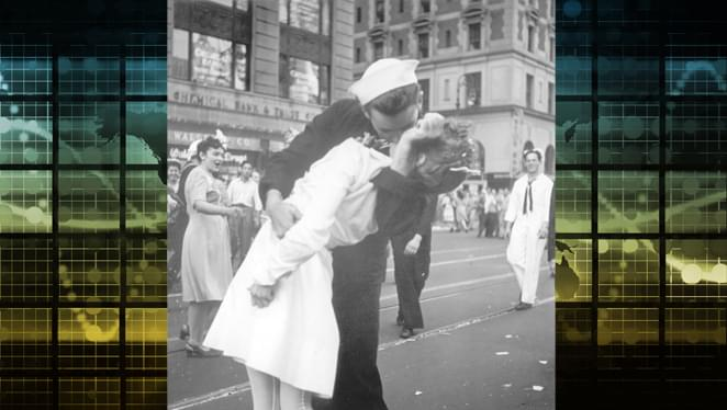 Rhode Island sailor in iconic V-J Day Times Square kiss photo dies at 95
