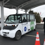 RIDOT testing self-driving cars in Quonset