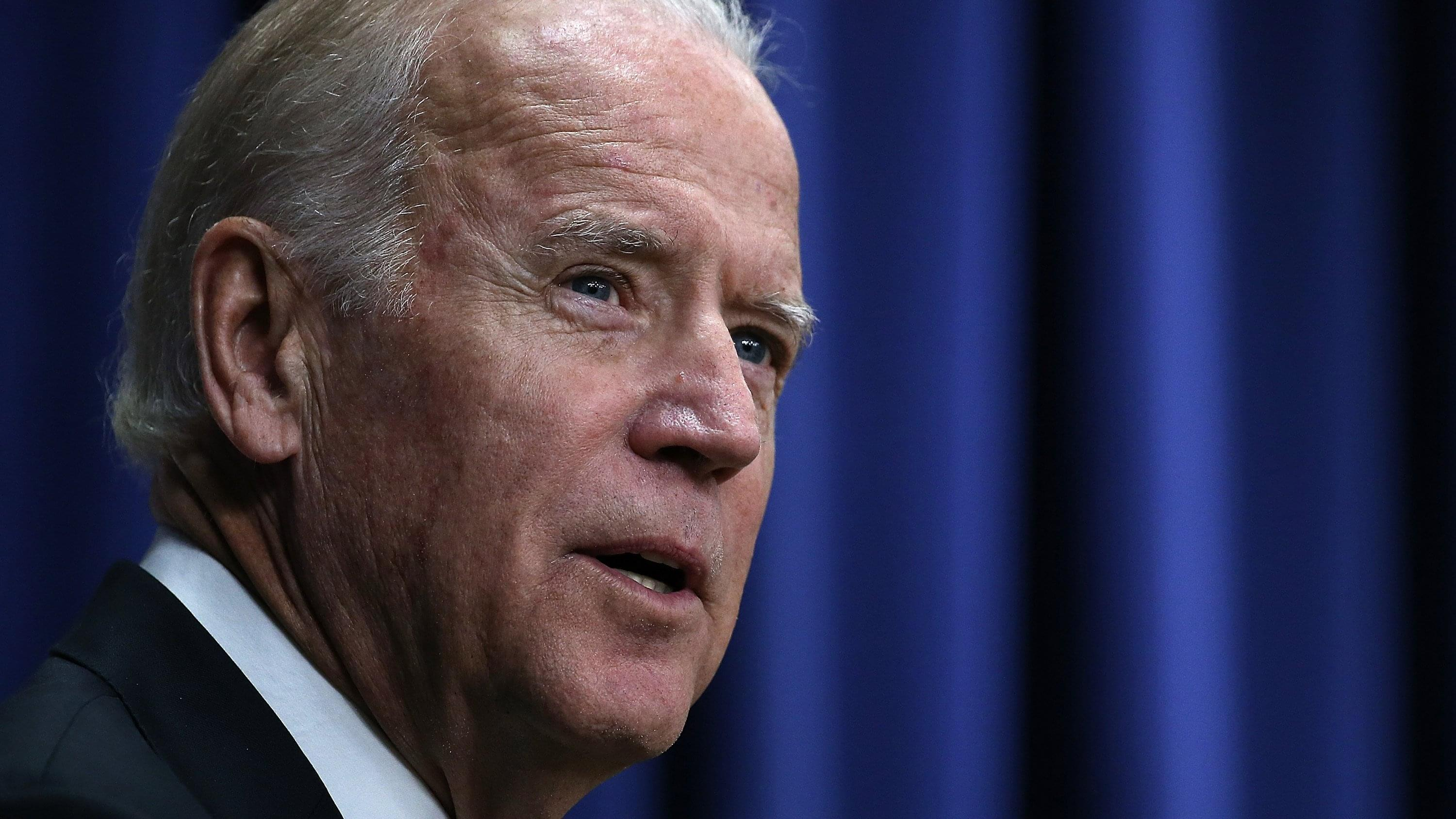 Joe Biden teases possible 2020 run: Save your energy, 'I may need it in a few weeks'