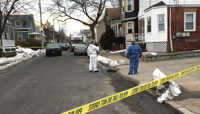 UPDATE: Police charge estranged boyfriend with woman's death in Cranston