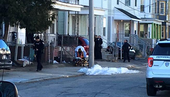 3 arrested after hours-long standoff in Providence