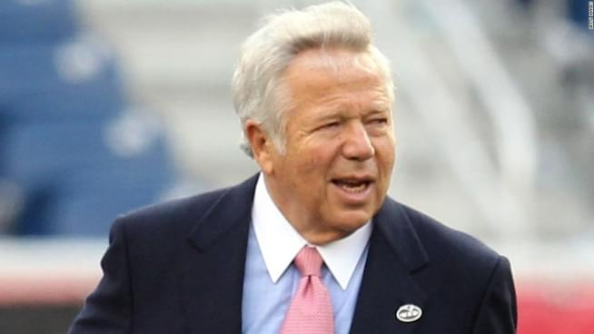 Florida judge temporarily seals video allegedly showing Robert Kraft in prostitution sting