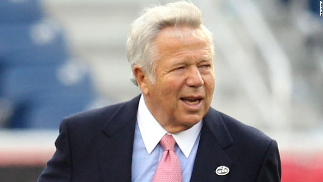 Patriots owner Robert Kraft will not accept a plea deal offered in the Florida day spa case, a source says
